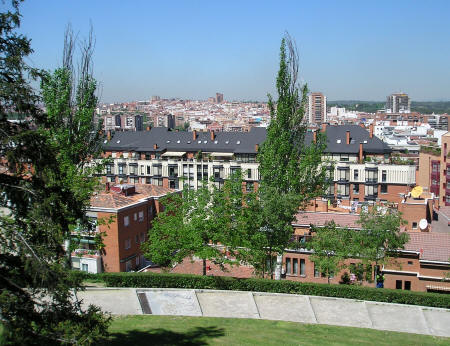 Hotels In The Tetuan De Las Victorias District Of Madrid
