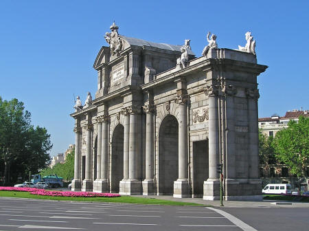 Art Galleries and Museums in Madrid Spain